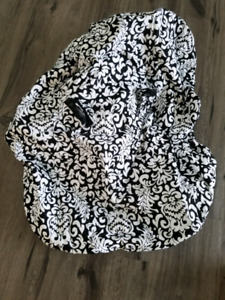 Car seat baby cover