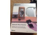 BELKIN BLUETOOTH MUSIC RECEIVER
