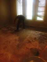 All kinds of professional demolition for a good price