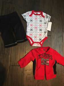 Baby Clothes- DC SHOE (NEW)
