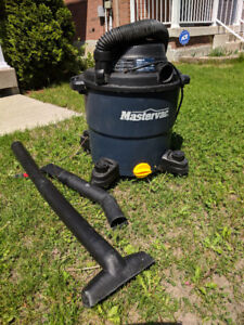 Mastervac - wet/dry