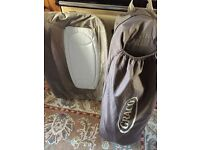 Graco Travel Bassinet Cot in great condition