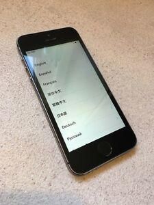 iPhone 5s 32gb - Bell