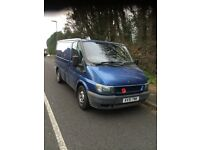 Ford transit long mot