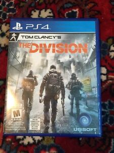 BRAND NEW TOM CLANCY'S THE DIVISION