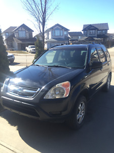 2003 Honda CR-V SUV, REDUCED!!!