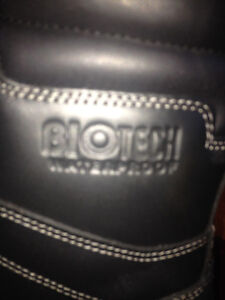 NEW PAIR OF WORK BOOTS JB GOODHUE BIOTECH WATERPROOF  PRICE $140 St. John's Newfoundland image 5