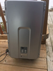 Rinnai Direct Vent Tankless Water Heater