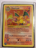 *****Rare Mint Holographic Pokemon Card - Charizard*****