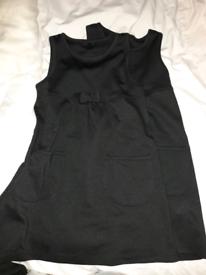 Age 4-5 girls school dress. Brand new