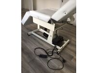 Electric Beauty couch treatment bed massage table tattoo hair removal sports chair