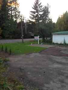 Lot/Pad available for Mobile Home or Park Model