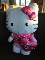 Hello Kitty Plush Doll
