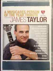 Music DVDs - BTO, Eagles, James Taylor, Sarah McKachkan