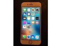 iPhone 6 Gold unlocked good condition 16GB