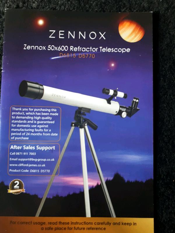 Telescope | in Huddersfield, West Yorkshire | Gumtree