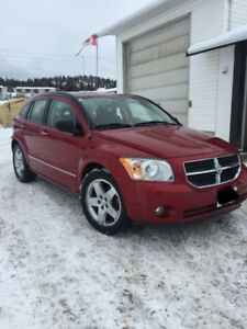2007 Dodge Caliber RT Hatchback 76,009km