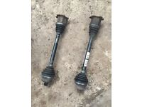 Drive Shaft 2005-2008 2.0 Tdi 6 Speed Manual S-Line/Audi A4 1.9 Tdi 6 speed