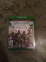 Assassin's creed Unity-Limited Edition- Xbox One