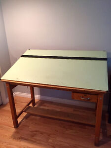 drafting table buy and sell furniture in kitchener