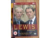 Lewis DVDs