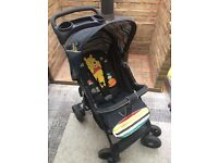 Hauck buggy & car seat