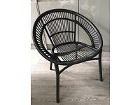 Habitat chair inside / outside