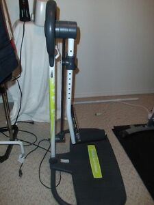 Exerciser with DVD - $50 firm