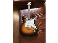 Electric Guitar- Squire by Fender Bullet Stratocaster