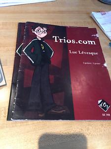 Trios.com (livre de musique)