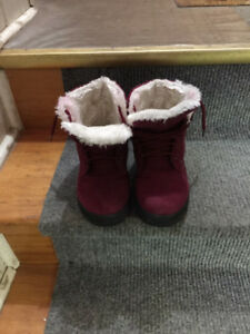 Purple boots for sale