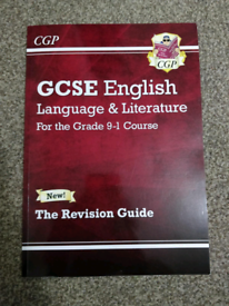 GCSE English language and literature revision guide