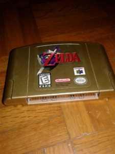 Legend of Zelda: Ocarina of Time - Collector's Edition N64