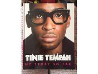 Tinie Tempah Book