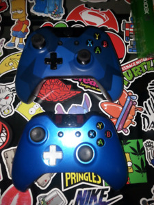 Xbox one custom controllers off the Microsoft  build store