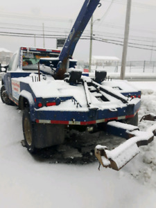 2002 ford f550 tow truck