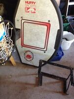 Huffy Sports basketball net with wall mount