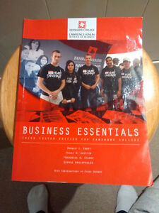 Fanshawe college business essentials third edition