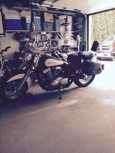 2008 Honda shadow