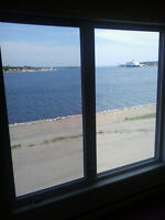 One bedroom units on the harbourfront!!!