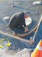 Concrete forming and finishing
