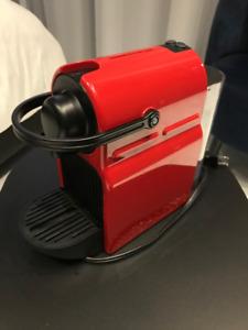 Nespresso inissia coffee maker