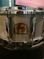 SOLD Eric Singer Signature Pearl Snare FOR SALE