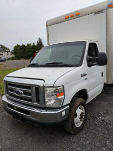 2011 E-450 CUBE - EXCELLENT CONDITION  - SOLD CERTIFIED
