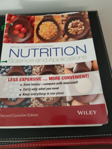First year Nutrition book
