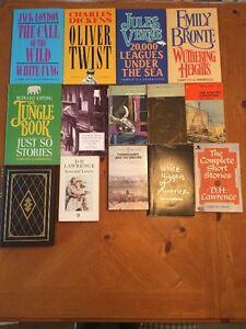 A box of classics for sale!
