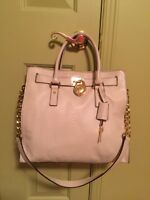 Authentic Michael Kors Hamilton handbag