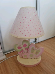 Cute butterfly lamp