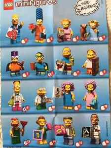 Selling 5 Sets of Lego Minifigures  Cornwall Ontario image 4