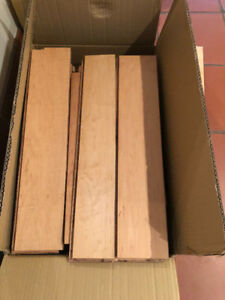 FREE Maple Engineered Wood Floor Slats